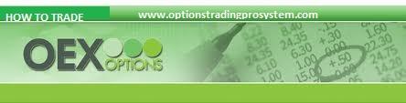 Trade oex options