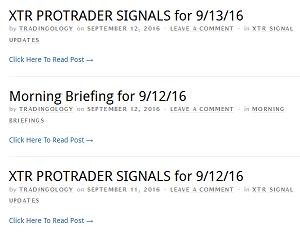 XTR protrader