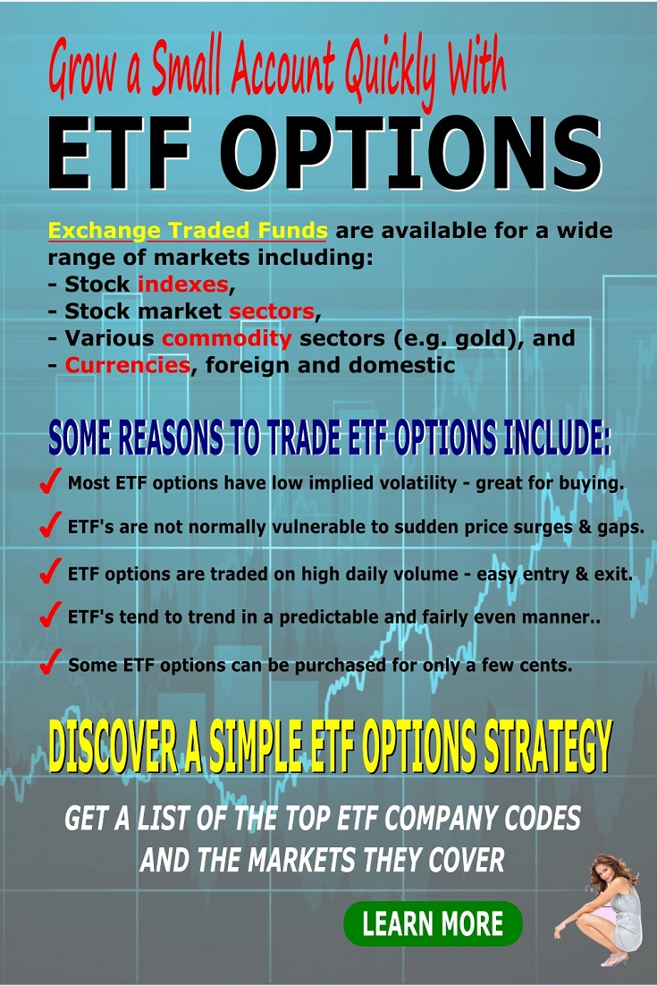 etf options trading strategies