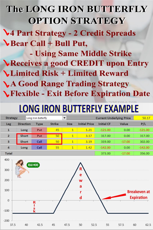long iron butterfly