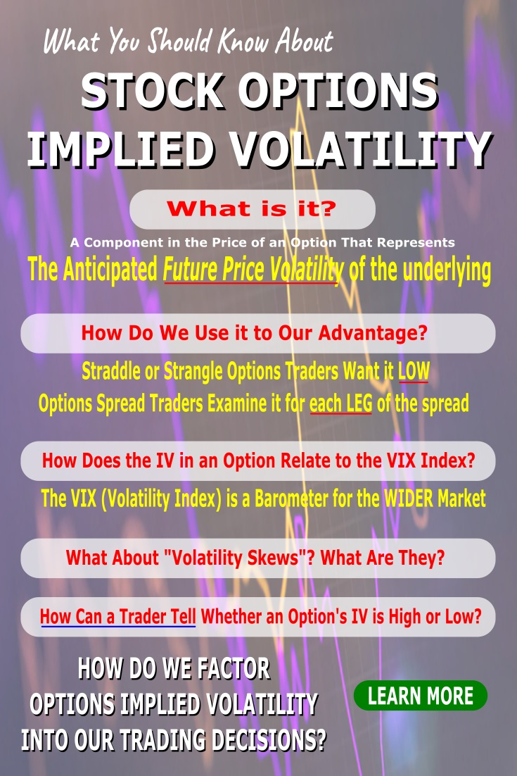 Implied Volatility Explained (Best Guide w/ Examples) | projectoption