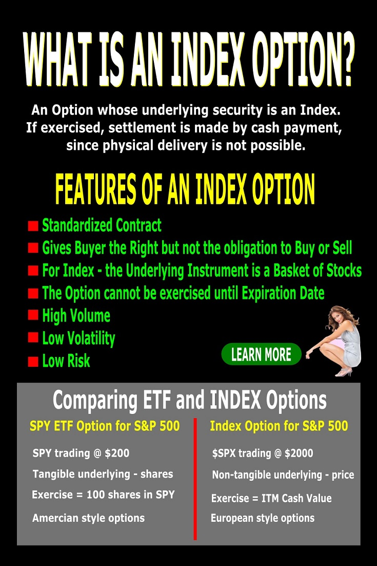 what is an index option