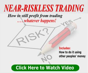 near riskless trading