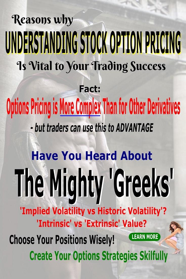 stock option pricing