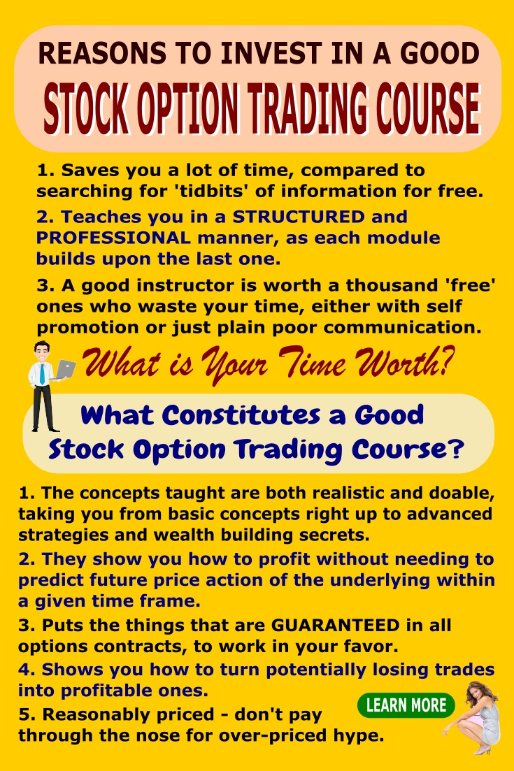 stock option trading course